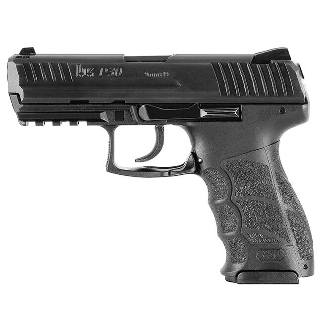 Heckler Koch P30 V2 .40 S&W Pistol 734003-A5