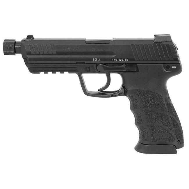 Heckler Koch HK45 Tactical V7 LEM .45 ACP Pistol HK-745007T-A5