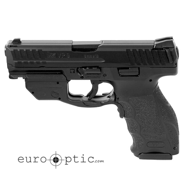 HK VP9 9mm Green Laserguard (2) 15rd Magazines 81000381