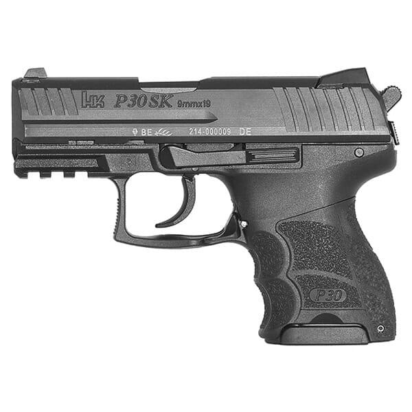 Heckler Koch P30SK V3 9mm Pistol 730903K-A5