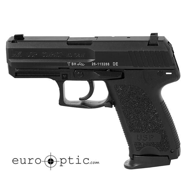 HK USP40 Comp (V7) LEMDAO two 10rd mags 704037-A5