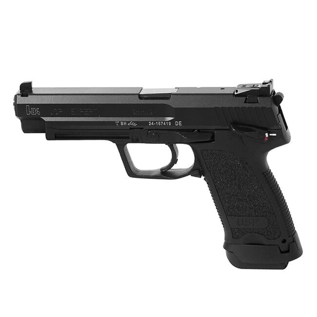 HK USP9 Exp(V1)DA/SA two 18rd steel mags jet fnl M709080F-A5