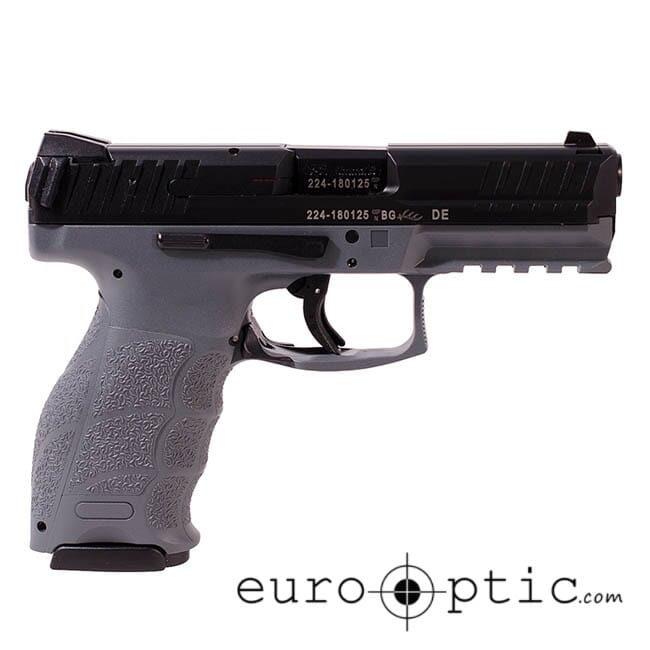 Heckler Koch VP9 9mm Grey Pistol 700009GY-A5