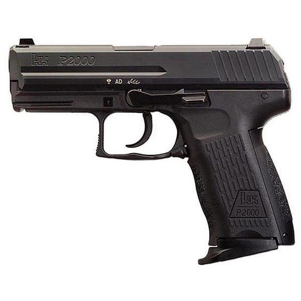 Heckler Koch P2000 V2 LEM .40 S&W Pistol 704202LE-A5