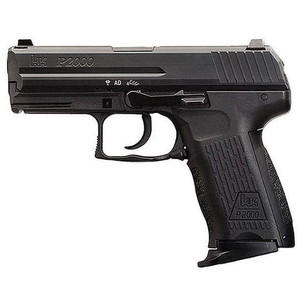 Heckler Koch P2000 V2 9mm Pistol HK-M709202-A5