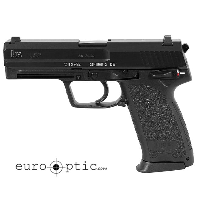 Heckler Koch USP45 V1 .45 AUTO 10rd Pistol 704501LEL-A5