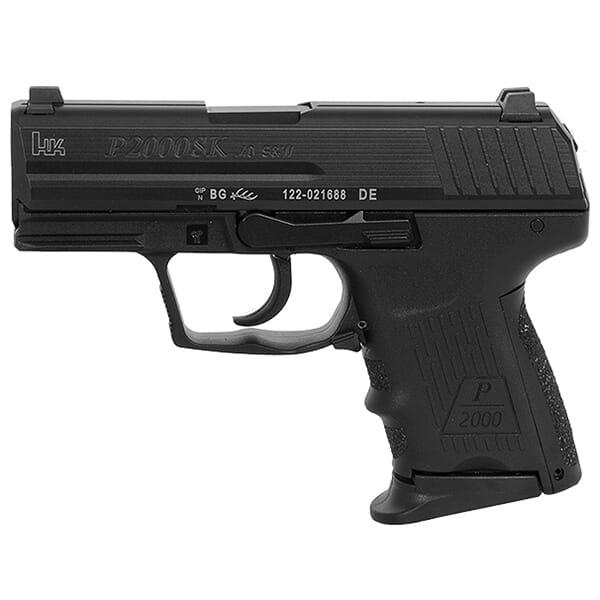 HK P2000 SK Sub Compact V2 LEM .40 Pistol 704302LE-A5