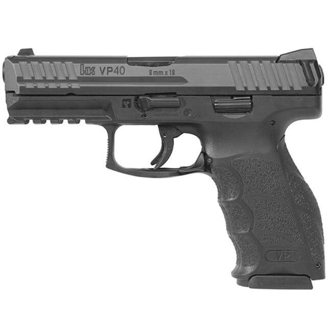 Heckler Koch VP40 .40 S&W Pistol 700040-A5