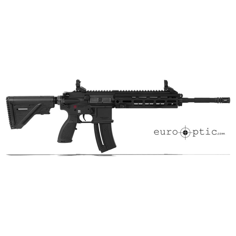 HK416, Rimfire Rifle, .22lr, one 20rd magazine 81000401