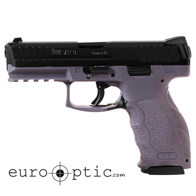Heckler & Koch VP9 Grey 9mm Pistol M700009GY-A5-HK