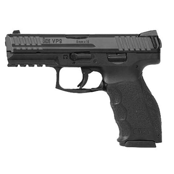 Heckler Koch VP9 Striker Fire 9mm Pistol 700009-A5
