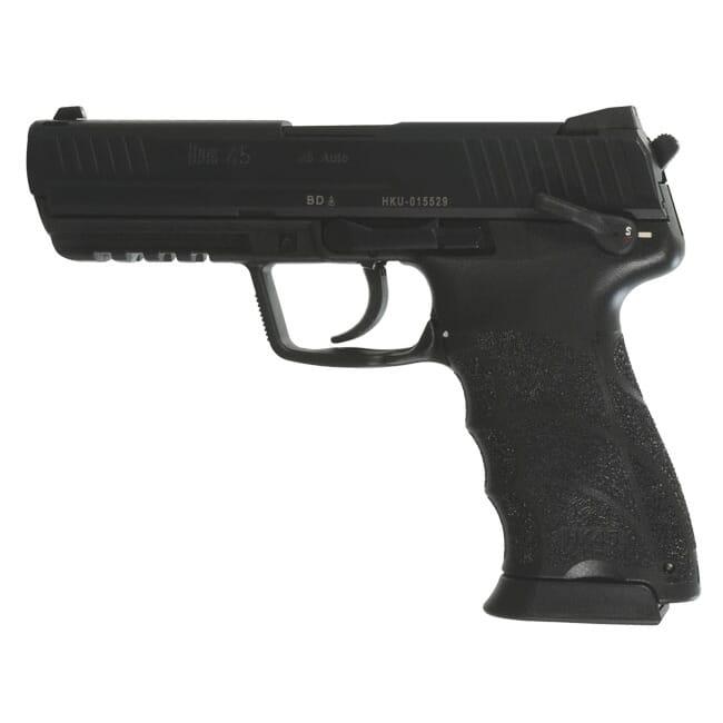Heckler Koch HK45 Officer .45 ACP Pistol HK-745001LE-A5