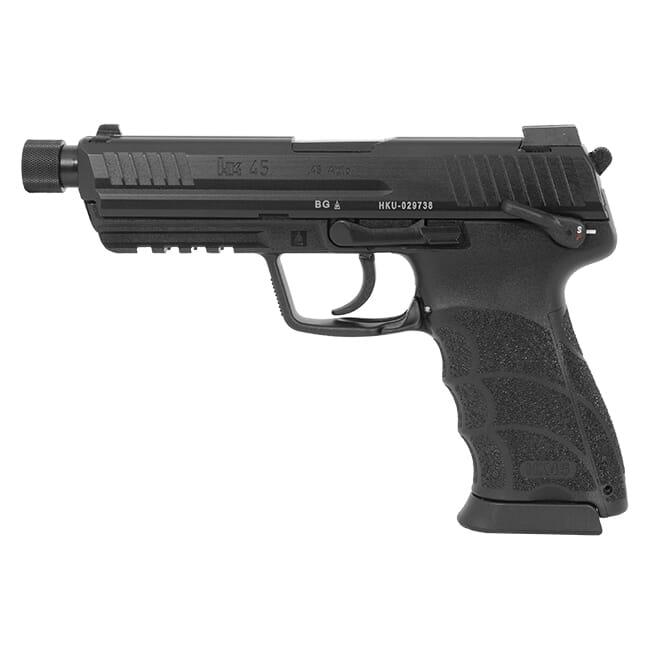 Heckler Koch HK45 Tactical V1 .45 ACP Pistol HK-745001T-A5