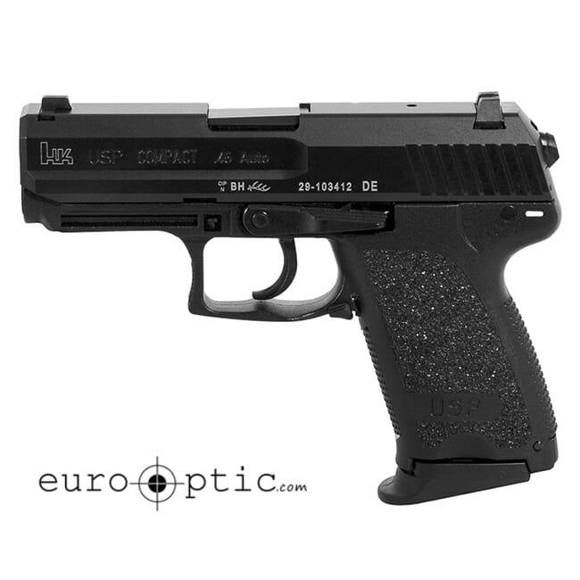 Heckler Koch USP45 Compact V7 LEM .45 AUTO Pistol 704537LE-A5