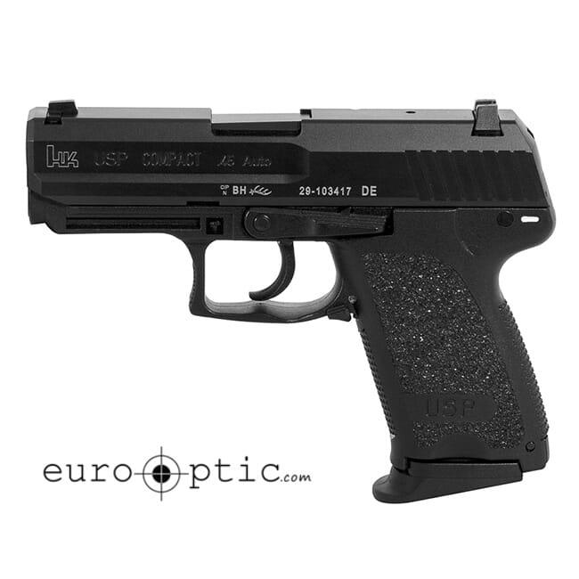 Heckler Koch USP45 Compact V7 LEM .45 AUTO Pistol 704537-A5