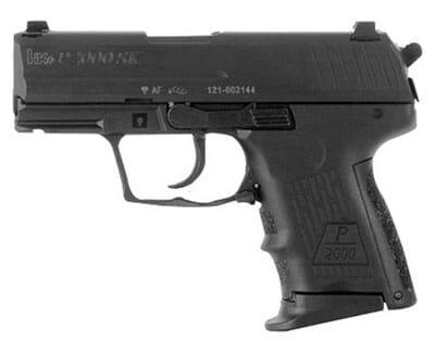 Heckler Koch P2000SK V3 9mm Pistol HK-709303