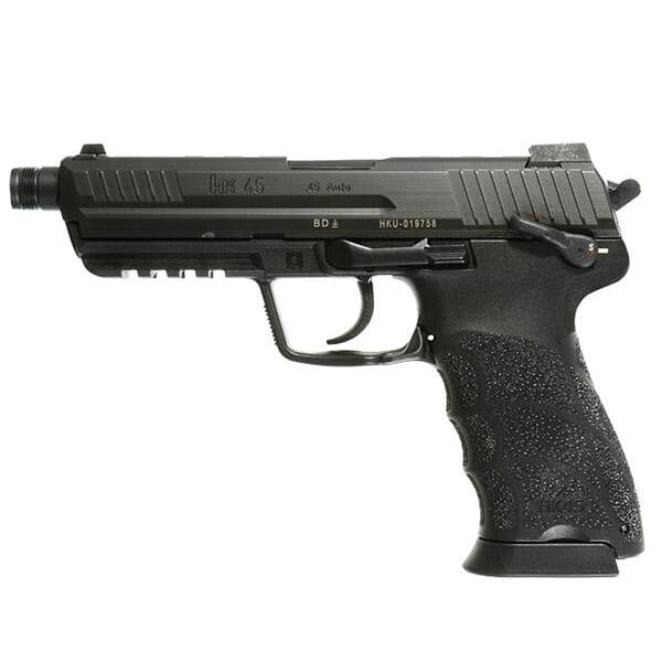Heckler Koch HK45 Tactical Officer .45 ACP Pistol 745001TLE-A5