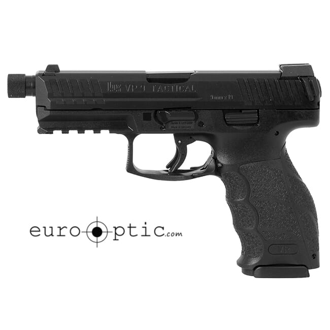Heckler Koch VP9 9mm Tactical Pistol 700009TLEL-A5
