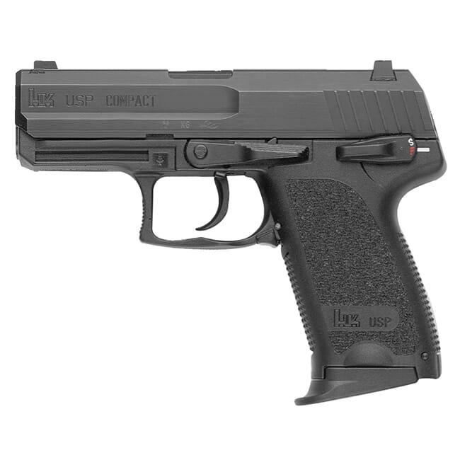 Heckler Koch USP9 Compact V1 9mm Pistol 709031LE-A5
