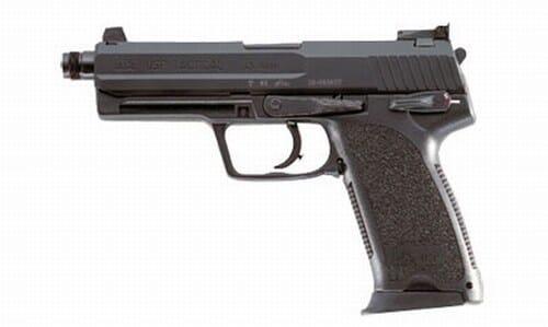 Heckler Koch USP Tactical V1 .45 ACP Pistol 704501T-A5