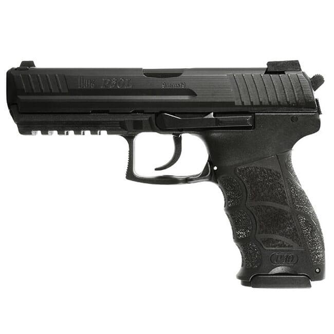 Heckler Koch P30L V3 Officer 9mm Pistol 730903LLE-A5
