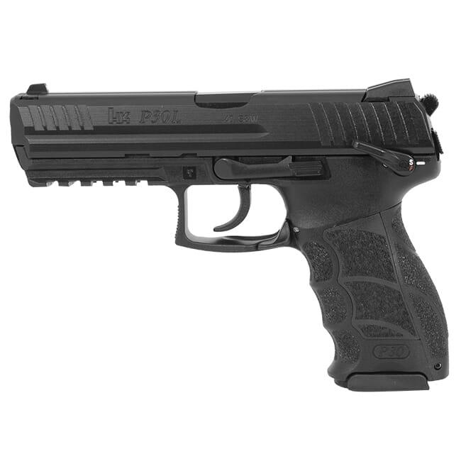 Heckler Koch P30LS V3S .40 S&W Pistol 734003LS-A5