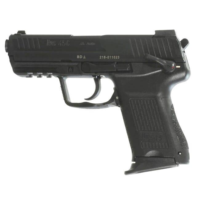 Heckler Koch HK45 Compact Officer .45 ACP Pistol HK-745031LE-A5