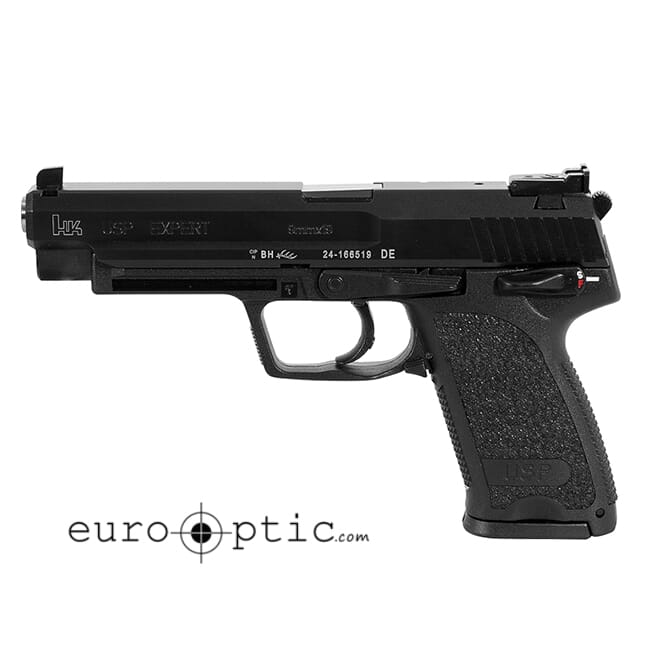 Heckler Koch USP9 Expert V1 9mm Pistol 709080-A5