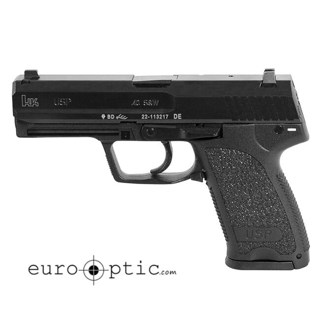 Heckler Koch USP40 V7 LEM .40 S&W 13rd Pistol 704007LE-A5