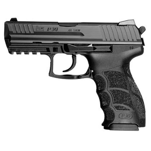 Heckler Koch P30 V3 .40 S&W Pistol M734003-A5