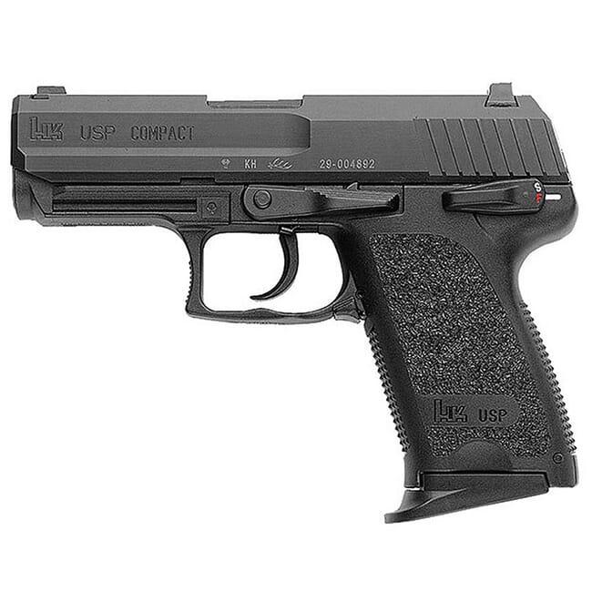 Heckler Koch USP Compact V1 9mm Pistol 709031-A5