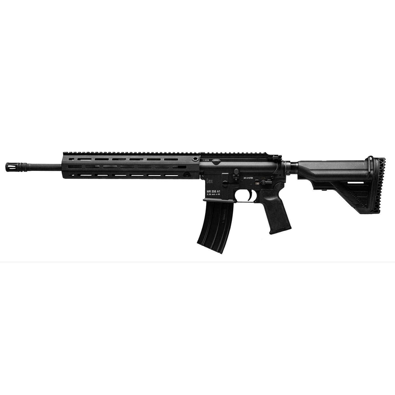 """HK MR556 5.56mm Semi-Auto 16.5"""" Barrel M-LOK Rifle w/(1) 30rd Mag 81000579"""