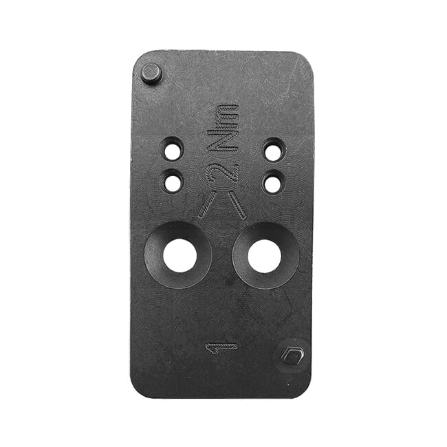 HK Mounting Plate #1, VP OR, Noblex sight III, Meopta MeoSight III, EOTech MRDS 50254261