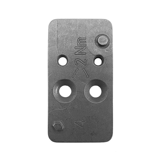 HK Mounting Plate #4, VP OR, Leupold DeltaPoint 50254264