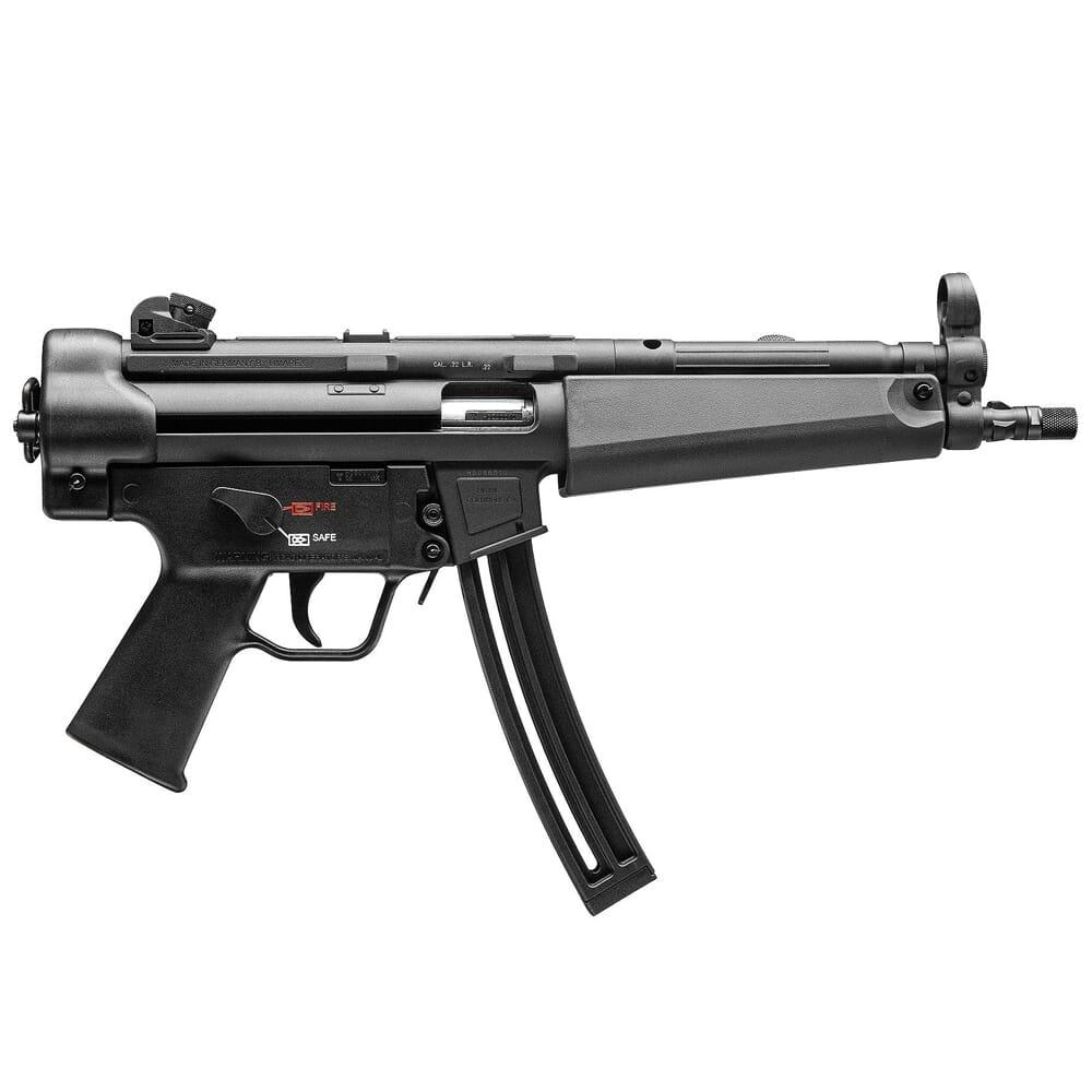 HK MP5 .22 LR Pistol w/(1)25rd Mag 81000470