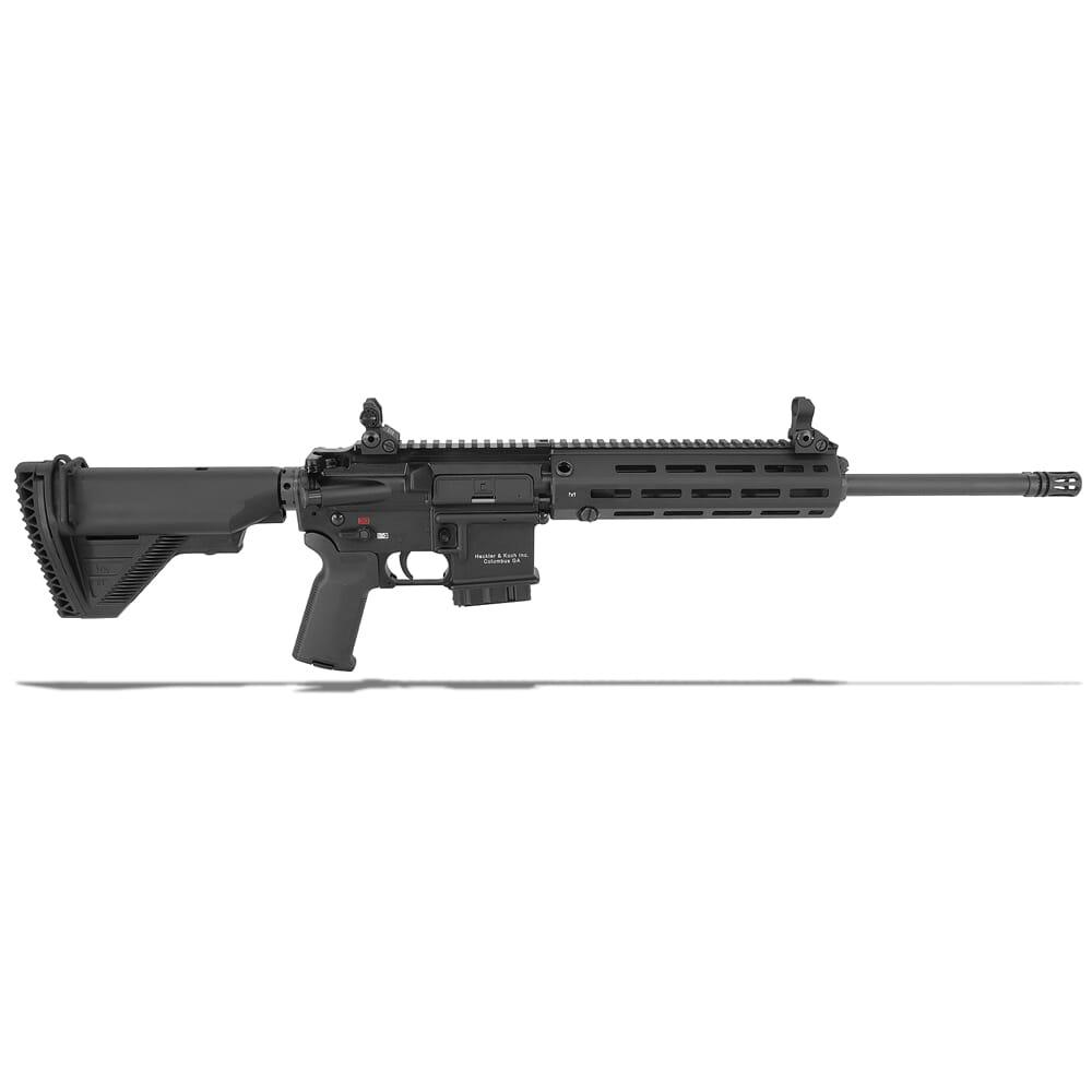 "HK MR556A1 5.56 16.5"" 9"" M-LOK Handguard Black Rifle w/(1) 10rd Mag and Troy Microsights 81000534"