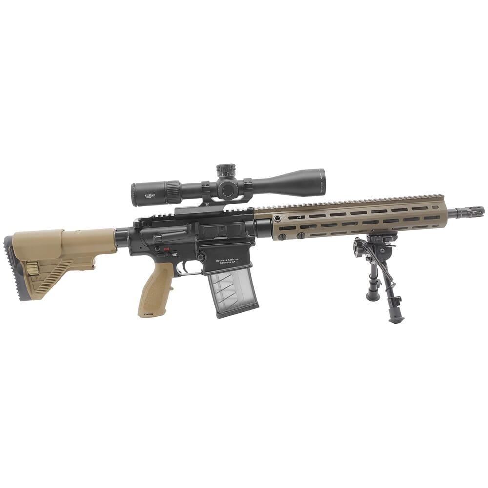 HK MR762 7.62mm LRP III Rifle w/Viper PSTII, Bipod, M-LOK, Sling, Mount and (1) 10rd Mag & (1) 20 Round Mag 81000498