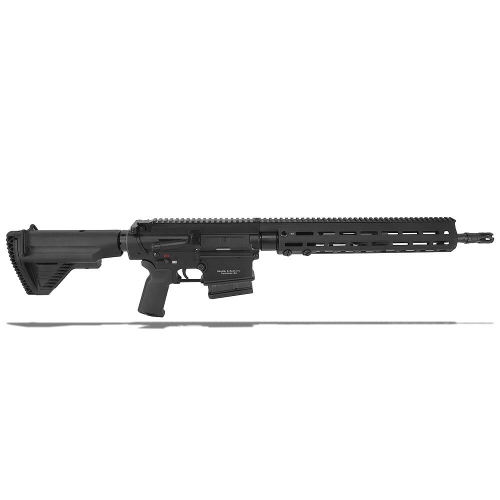 """HK MR762 7.62mm Semi-Auto 16.5"""" Bbl M-LOK Rifle w/(1) 10rd Mag 81000587"""