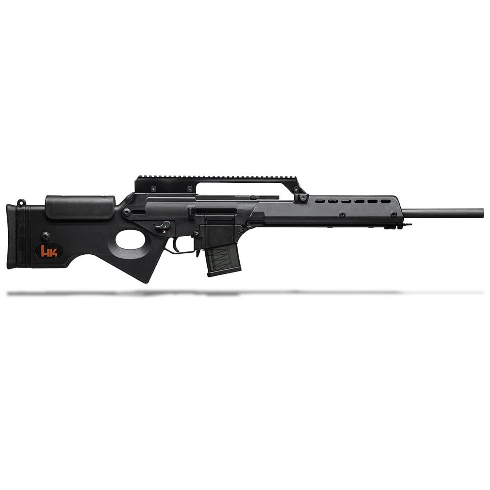 "Heckler Koch HK SL8 .223 Rem Semi-Auto 20.8"" 1:7"" Bbl Black Rifle w/(2) 10rd Mags & 42"" Soft Case 81000604"