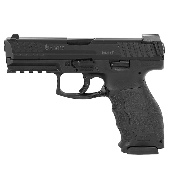 HK VP9 9mm Pistol w/(3) 17rd Magazines and Night Sights 81000284