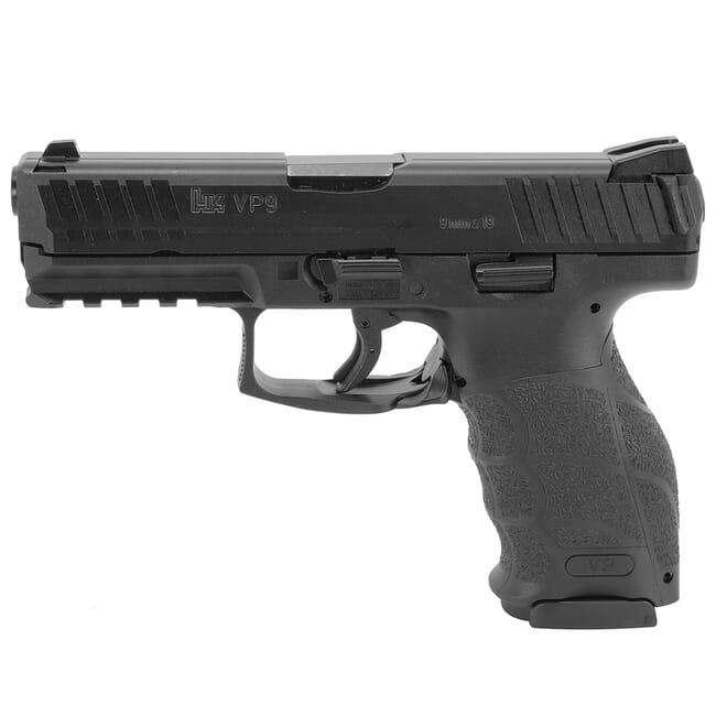 HK VP9 9mm Pistol w/(2) 17rd Magazines 81000283
