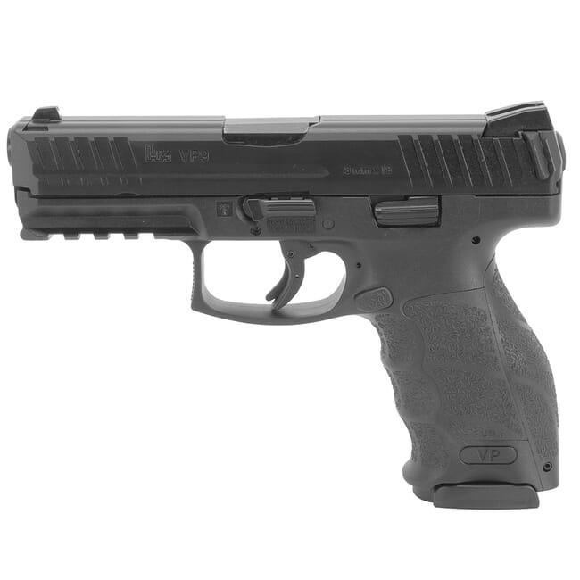 HK VP9-B 9mm Side Release Pistol w/(2) 17rd Magazines  81000285