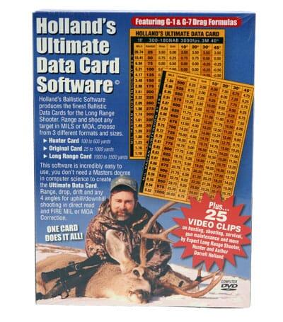Holland Ultimate Ballistic Card Maker III