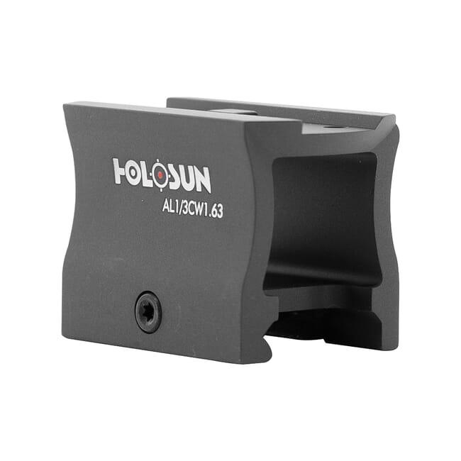 "Holosun AL1/3CW1.63 1.63"" Lower 1/3 Co-Witness Mount - AL1-3CW1-63"