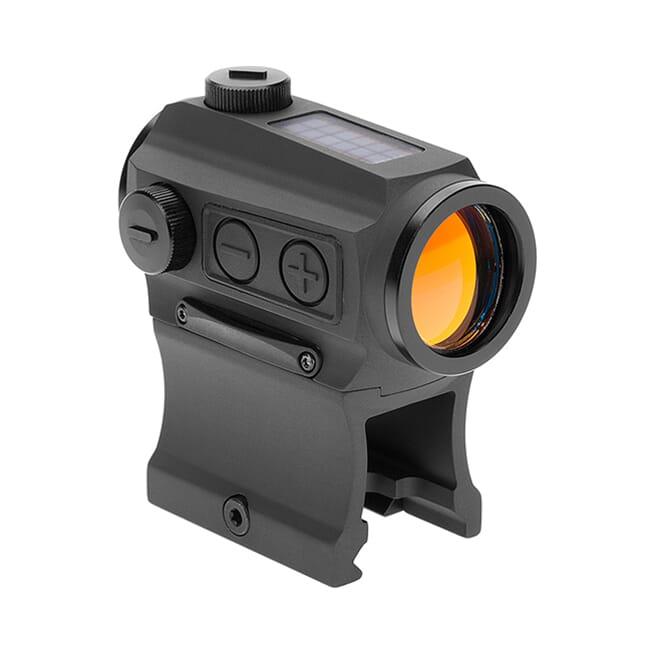 Holosun HE403C-GR Green 2MOA Dot 20mm Micro Reflex Sight w/ Solar Failsafe and Shake Awake - HE403C-GR