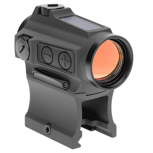 Holosun HE503CU-GR Green Multi-Reticle Circle Dot 20mm Micro Reflex Sight w/ Solar Failsafe and Shake Awake - HE503CU-GR