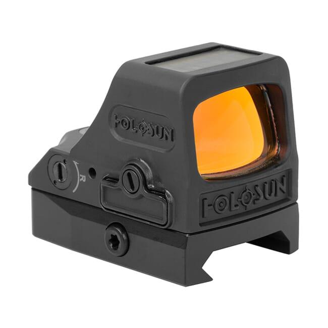 Holosun HE508T-GR-V2 Titanium Multi-Reticle Green Circle Dot Open Reflex Sight w/ Solar Failsafe and Shake Awake - HE508T-GR-V2