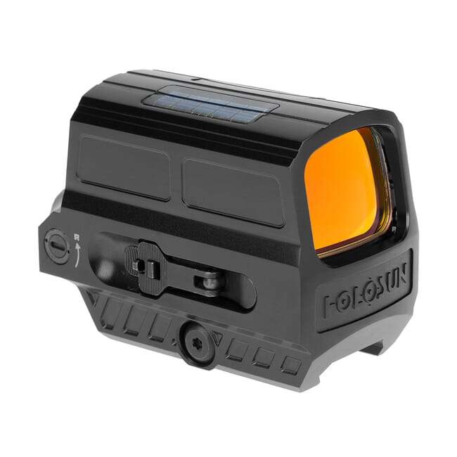 Holosun HE512C-GD Gold Multi-Reticle Circle Dot Enclosed Reflex Sight w/ Solar Failsafe and Shake Awake - HE512C-GD