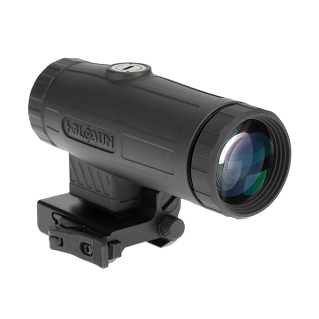 Holosun HM3X 3X Flip-to-Side Magnifier w/ and QD mount - HM3X