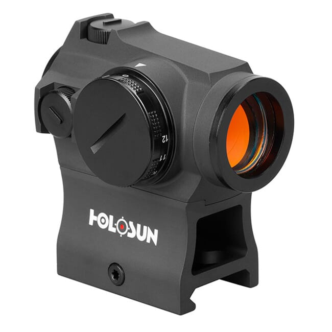 Holosun HS403R 2MOA Dot 20mm Micro Reflex Sight w/ Rotary Switch - HS403R